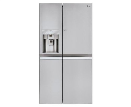 refrigerate thisbest side by side refrigerators from lg. Black Bedroom Furniture Sets. Home Design Ideas